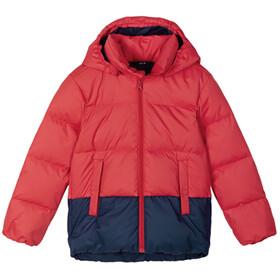 Reima Teisko Down Jacket Youth, rouge